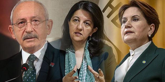 CHP HDP'nin