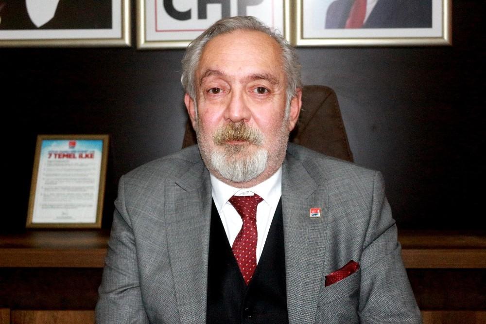 CHP İl Başkanı Binzet'ten Alagöz'e eleştiri