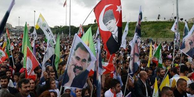 CHP ile PKK'nın siyasi uzantısı HDP'nin kadro ittifakı