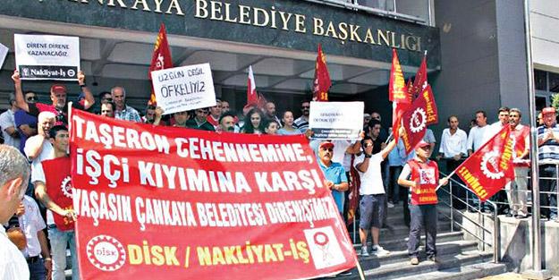 CHP işçinin kazandığı hakları bile ödemiyor!