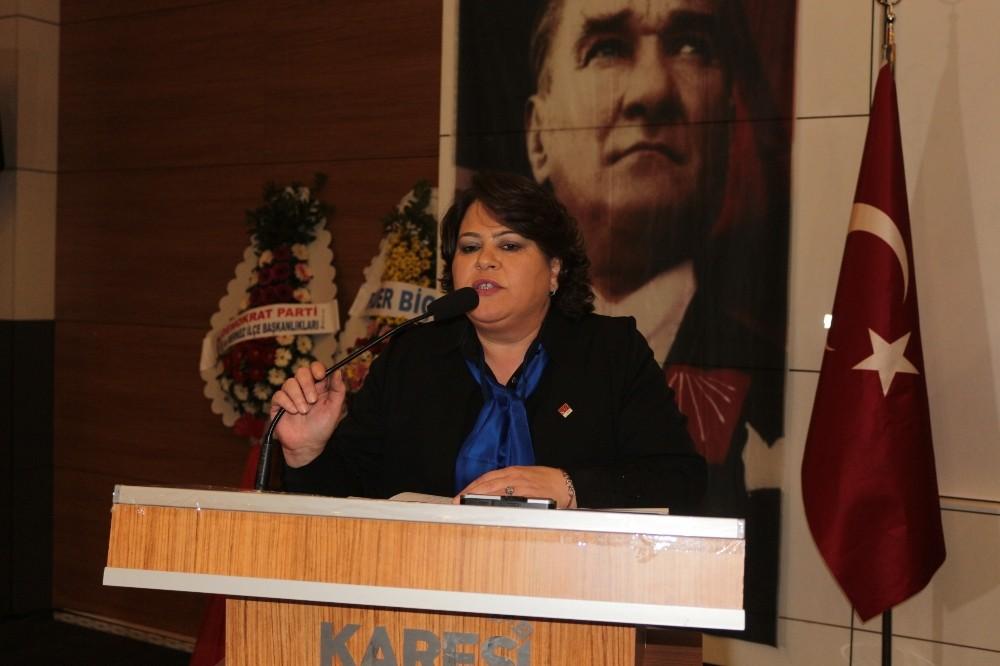 CHP Karesi'de kongre heyecanı