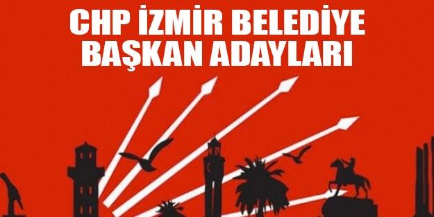CHP İzmir Karşıyaka belediye başkan adayı 2019