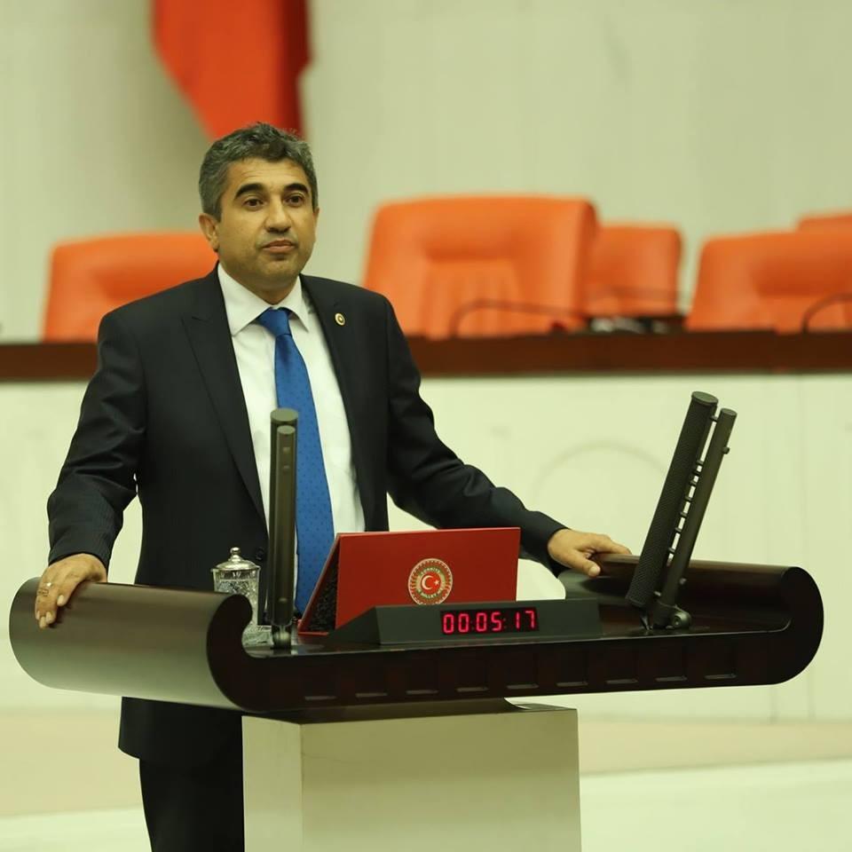 CHP Kırşehir milletvekili Metin İlhan: