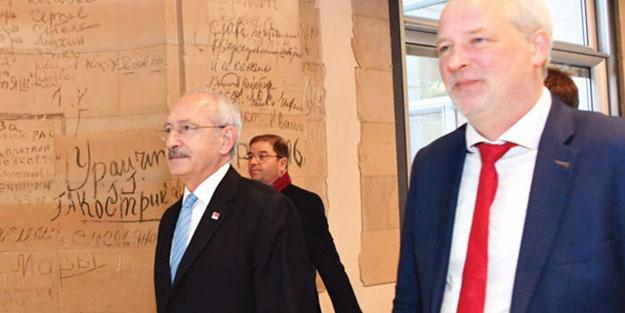 CHP lideri Kılıçdaroğlu'nun Almanya'ya neden gittiği belli oldu