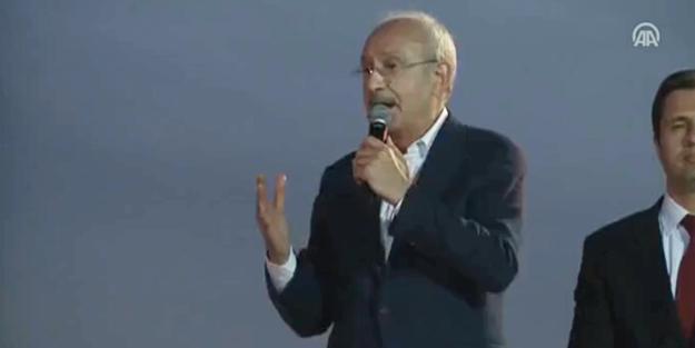 CHP seçmeninin Kılıçdaroğlu ile imtihanı! Ne dediğini anlayana aşk olsun