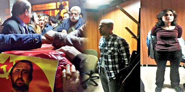 CHP teröristlerin hamisi oldu