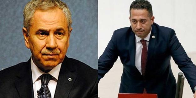 CHP ve Bülent Arınç hakkında suç duyurusu