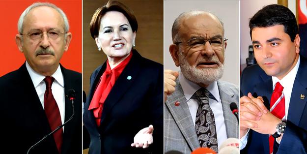 CHP ve Millet İttifakı hangi ilde ne kadar milletvekili çıkartıyor?