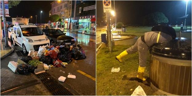 CHP Yalova Belediyesi vatandaşı çöp dağlarına mahkum etti!