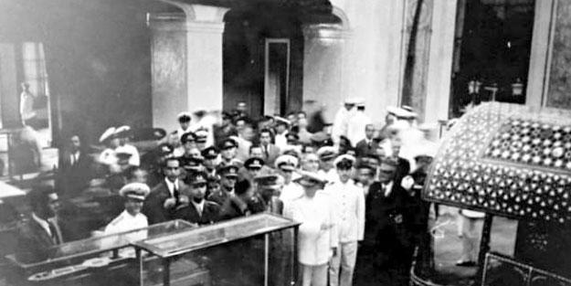 CHP zihniyetinin bir skandalı daha ortaya çıktı! Tarihi camiyi 'Deniz Müzesi'ne çevirmişler