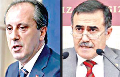 CHP: AK Parti'ye koz vermeyelim