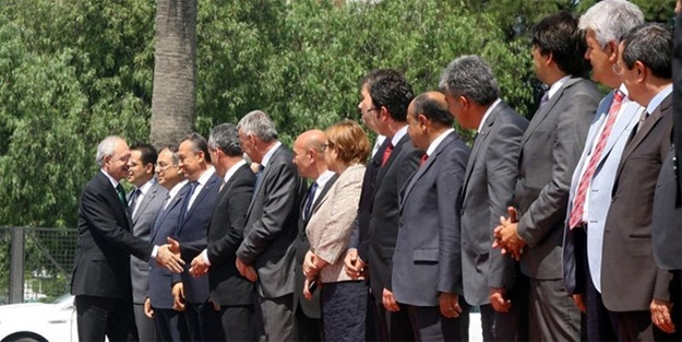 CHP'de rüşvet skandalı!