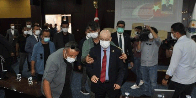 CHP'den 15 Temmuz'un sembol ismi Gazi Turgut Aslan'a büyük düşmanlık!