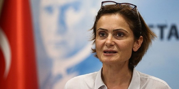 CHP'den Canan Kaftancıoğlu için teklif