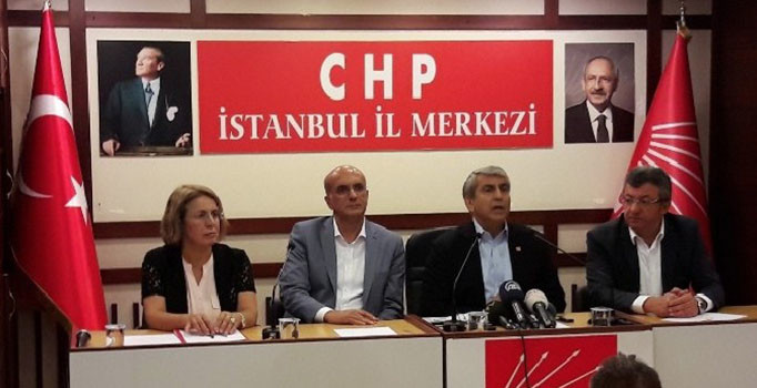 """CHP'den """"Cumhuriyet ve Demokrasi"""" mitingi"""