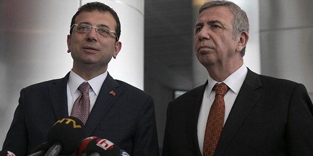 CHP'den, İmamoğlu'nu şoka sokacak anket!
