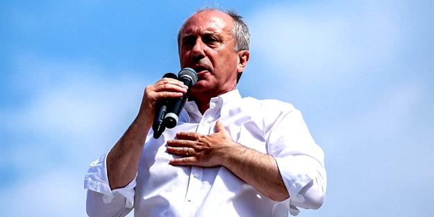CHP'den Muharrem İnce için disiplin açıklaması