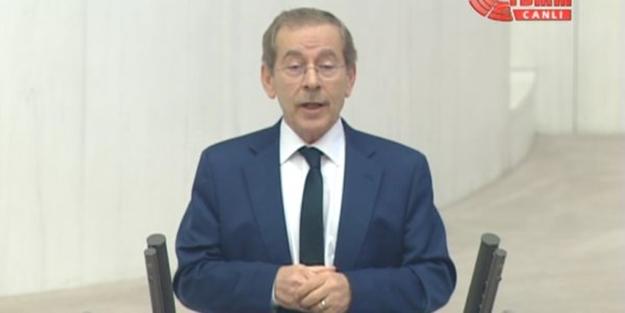 CHP'li Abdullatif Şener'den skandal talep!