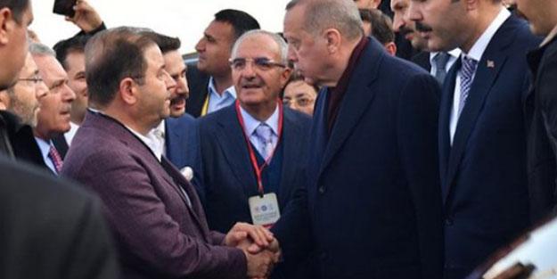 CHP'li başkana Erdoğan linci!