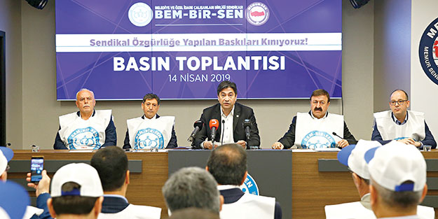 CHP'li belediyeler işçi kıyımına başladı