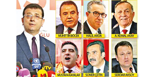 CHP'li belediyelerde aile saltanatı