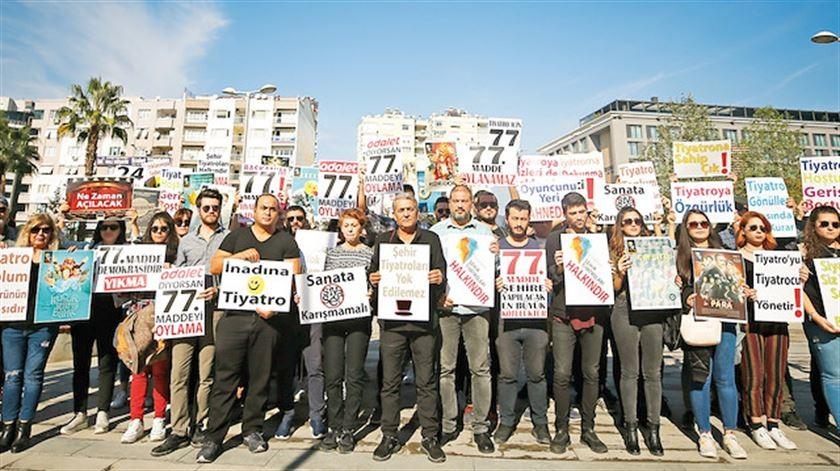 CHP'li belediyelerde kıyım sürüyor! Şimdi de onları susturdu