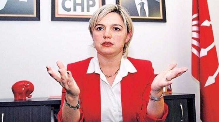 CHP'li sözcüde Türkiye'yi şikayet etti!