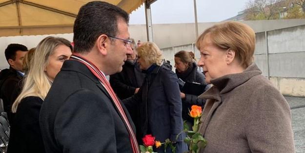 CHP'li Ekrem İmamoğlu: Merkel'i İstanbul'a davet ettim