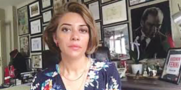 CHP'li feminist avukattan seçim tehdidi!