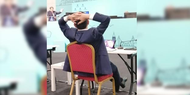 Ekrem İmamoğlu'nun İBB Meclisi'ndeki tavrı tepki çekti