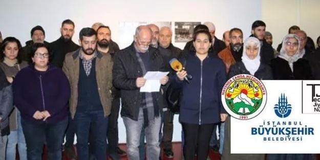CHP'li İBB'den bir skandal daha: Terör örgütü PKK'nın tiyatro grubuna sahne tahsis etti