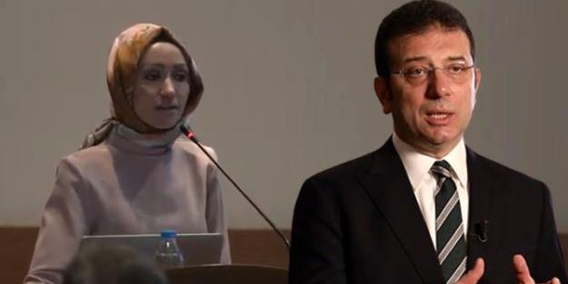 CHP'li İmamoğlu, mükemmellik ödülü alan proje müdürünü görevden aldı!