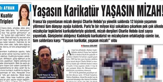 CHP'li belediyeden Peygambere Efendimize büyük terbiyesizlik