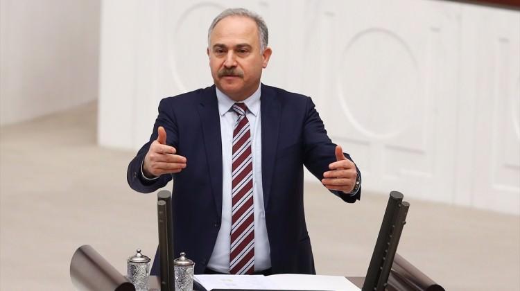 CHP'li Levent Gök, Meclis'te Abdülhamit'e dil uzattı