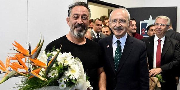 CHP'li Mansur Yavaş'tan 'kaz'cı Cem'e jest