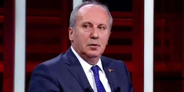 CHP'li Muharrem İnce açıkladı! Abdullah Gül veya Ekrem İmamoğlu aday olursa...