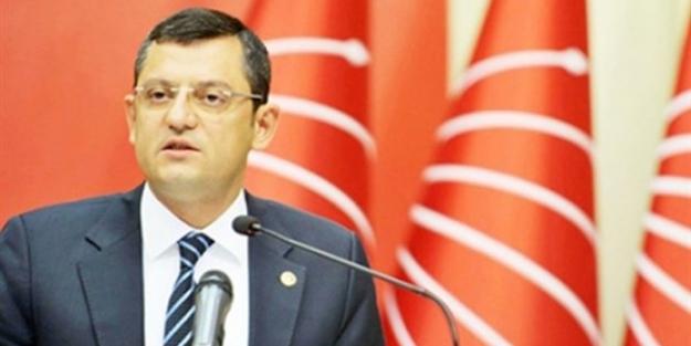 CHP'li Özgür Özel'den 'İYİ Parti 26 Ağustos'taki seçime giremez' iddiası