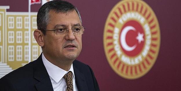 CHP'li Özgür Özel'in skandal sözleri hakkında suç duyurusu