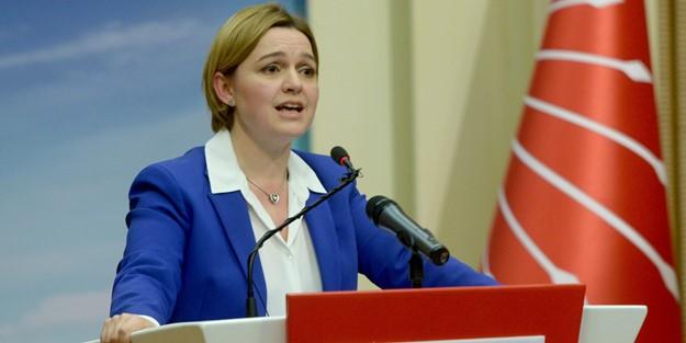 CHP'li Selin Sayek Böke dereyi görmeden paçayı sıvadı