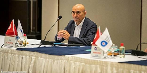 CHP'li Tunç Soyer yine sözünü yedi: Benim işim mi?