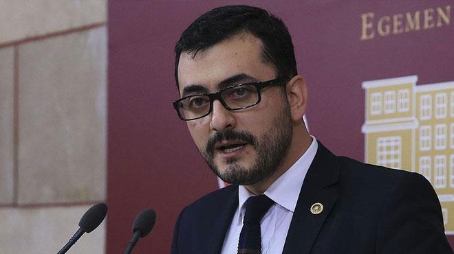 CHP'li vekil Eren Erdem hakkında hapis talebi