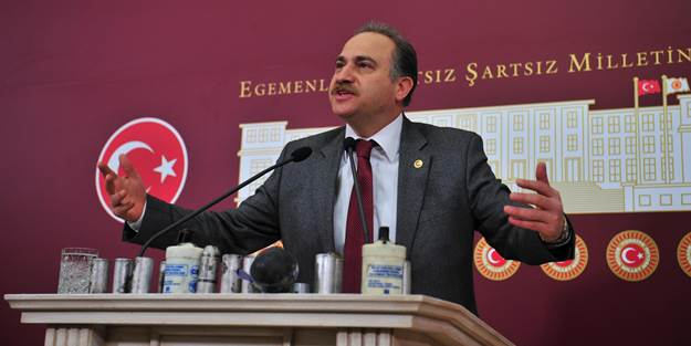 CHP'li vekilden AK Parti'li vekillere ağır sözler!