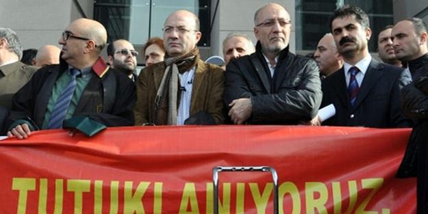 CHP'li vekiller örgüt avukatlarına arka çıkmıştı