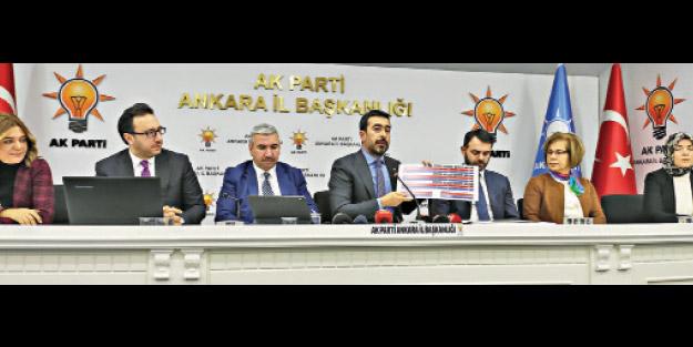 CHP'li Yavaş'ın tek icraatı borçlanma!