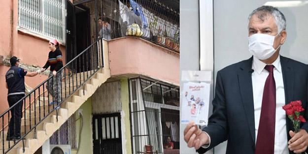 CHP'li Zeydan Karalar üç ay önce kurulan hırdavatçıdan 810 bin liralık maske aldı