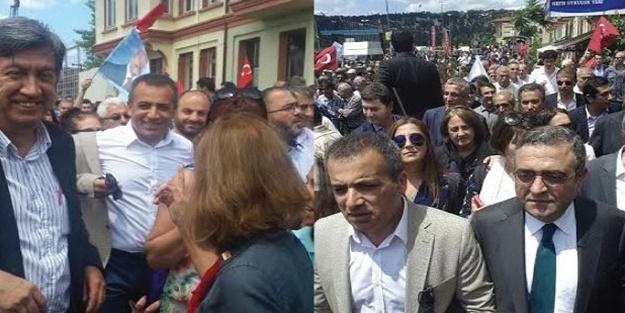 Kılıçdaroğlu'na mermi protestosu