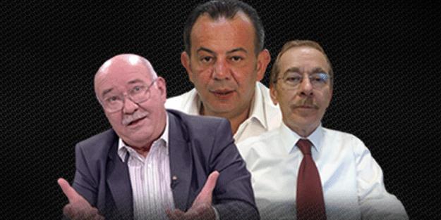 CHP'nin Bolu Beyi'ne Abdüllatif Şener sustu, Aydın Engin saydırdı!