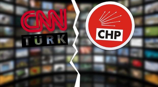 CHP'nin CNN boykotu sonrası ortalık karıştı! 'Bedelini ödeyeceksin şerefsiz'