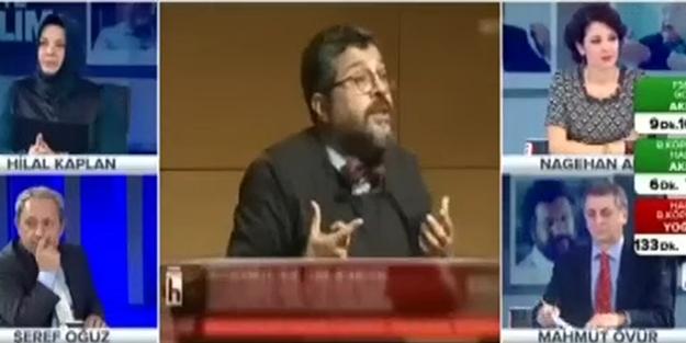 CHP'nin Halk TV'sinde rezalet sözler