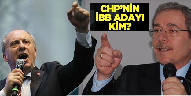 CHP'nin İBB adayı Muharrem İnce mi Abdüllatif Şener mi?